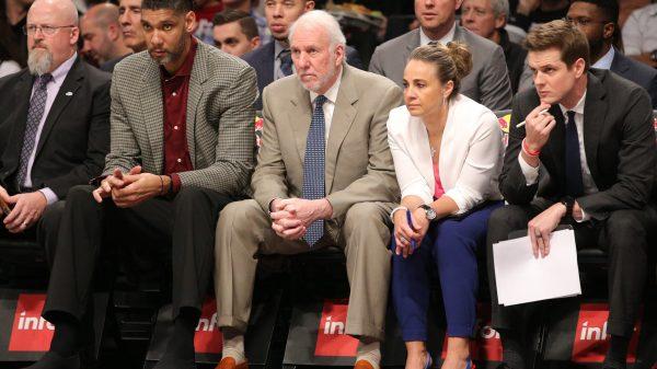 Spurs Staff