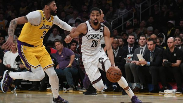 Spencer Dinwiddie Nets