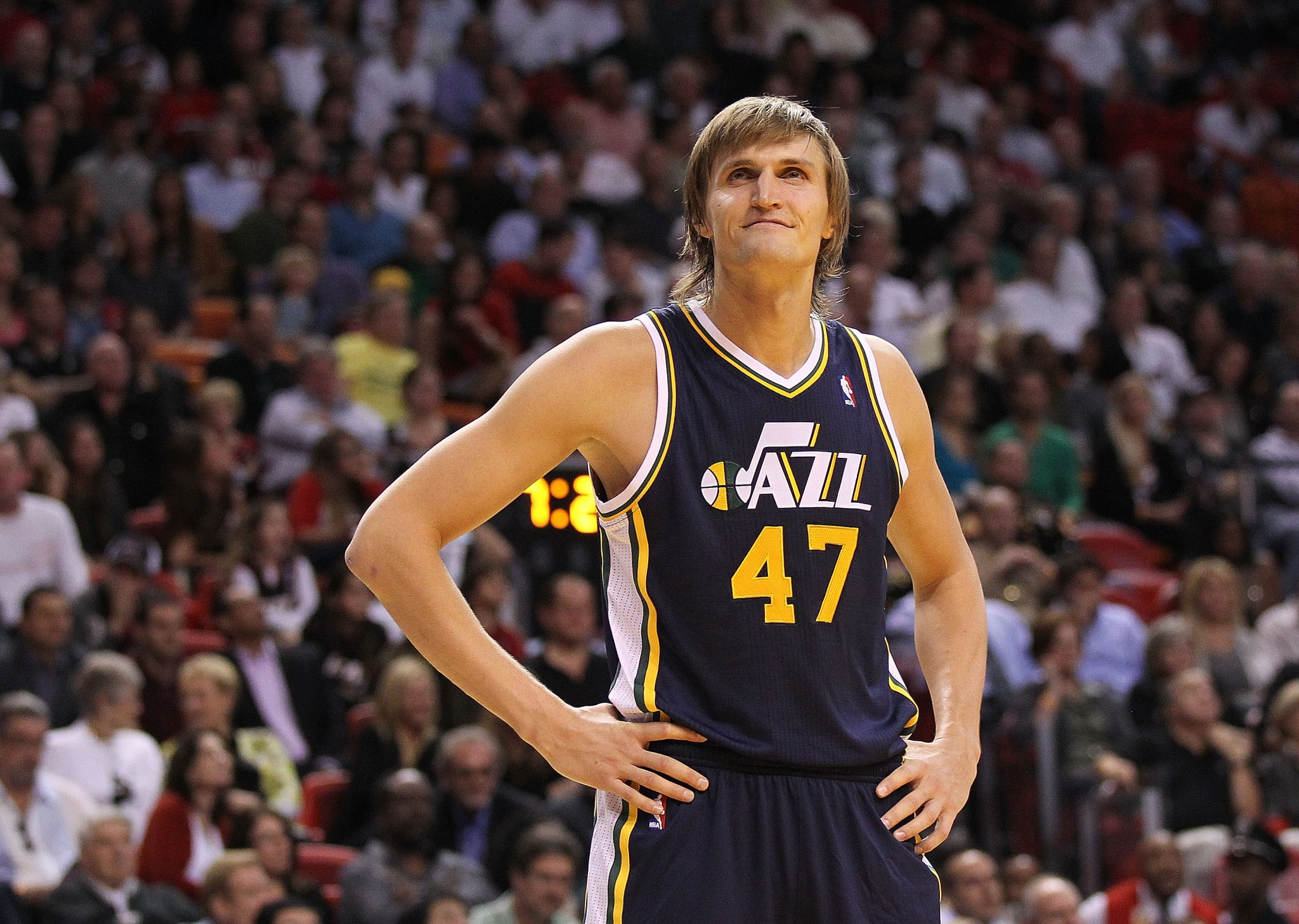 Report: Former Jazz Players Wife Says Hes Allowed To