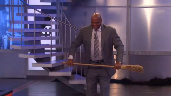 Charles Barkley Broom