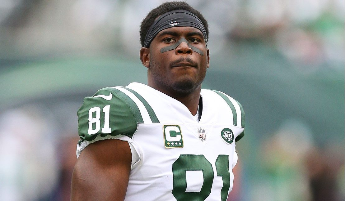 Quincy Enunwa New York Jets