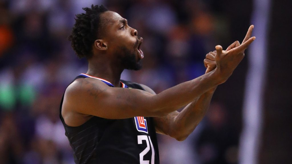 Patrick Beverley Clippers