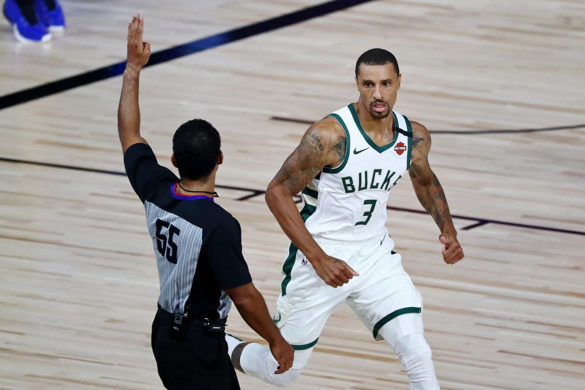 George Hill Bucks