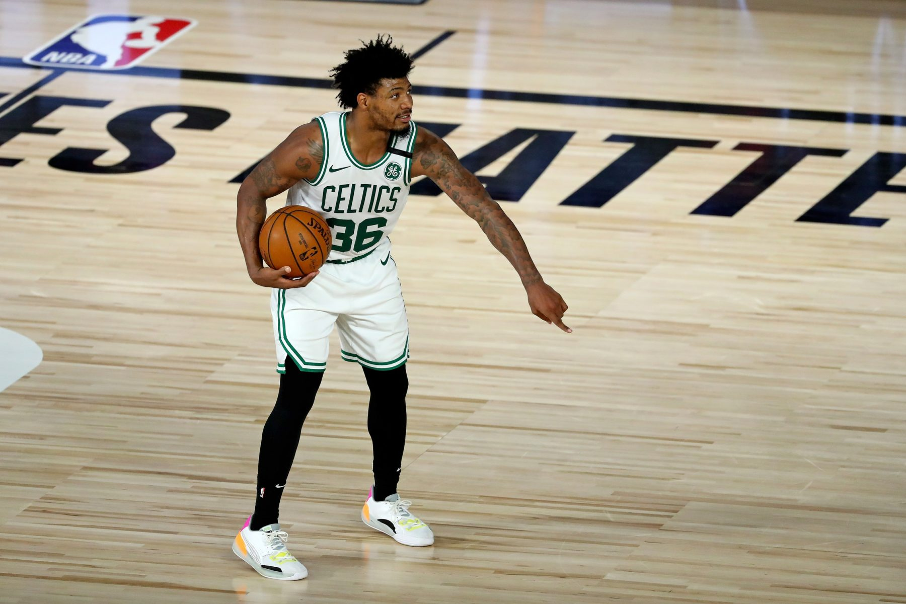 Marcus Smart Boston Celtics