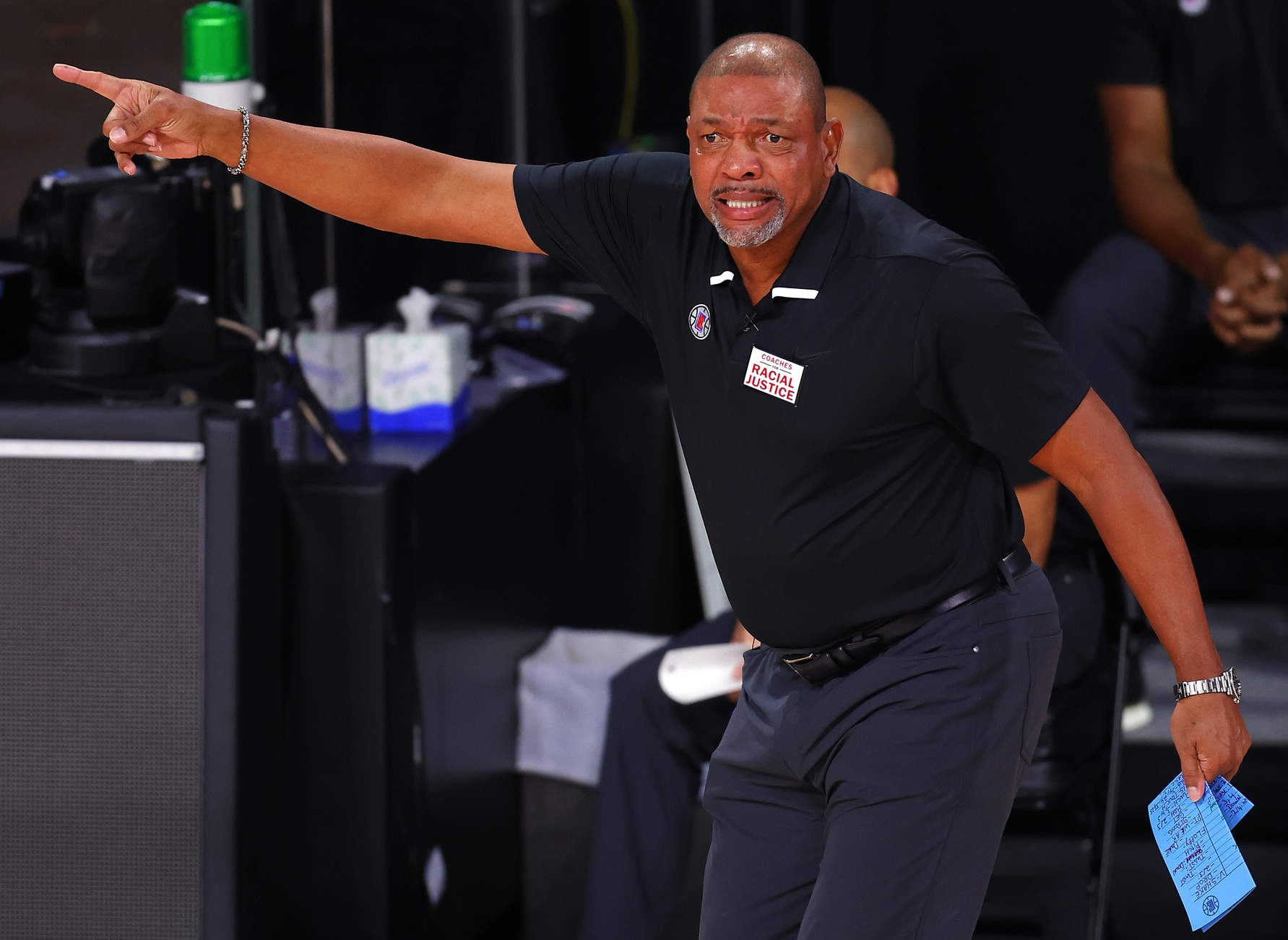 Doc Rivers Clippers