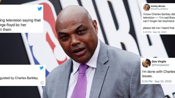 Charles Barkley Breonna Taylor Reaction