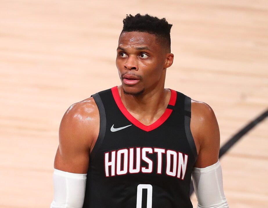 Russell Westbrook Houston Rockets
