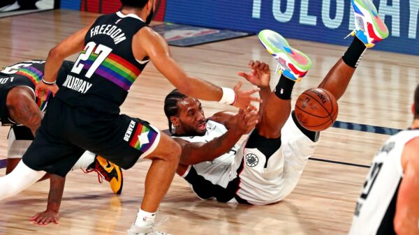 Kawhi Leonard Clippers