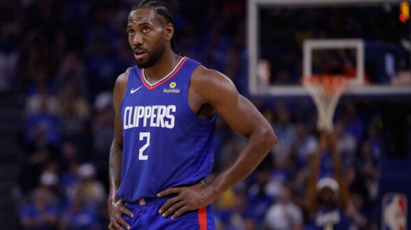 Kawhi Leonard Los Angeles Clippers