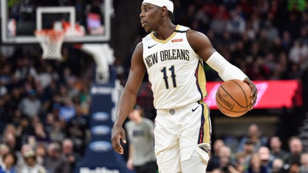 Jrue Holiday New Orleans Pelicans