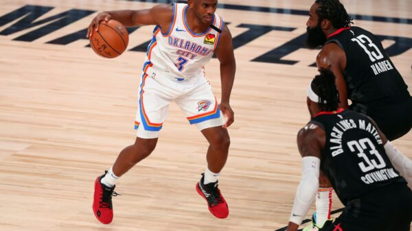 Chris Paul OKC Thunder
