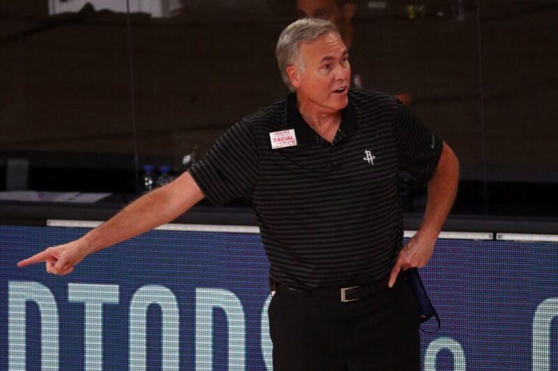 Mike D'Antoni