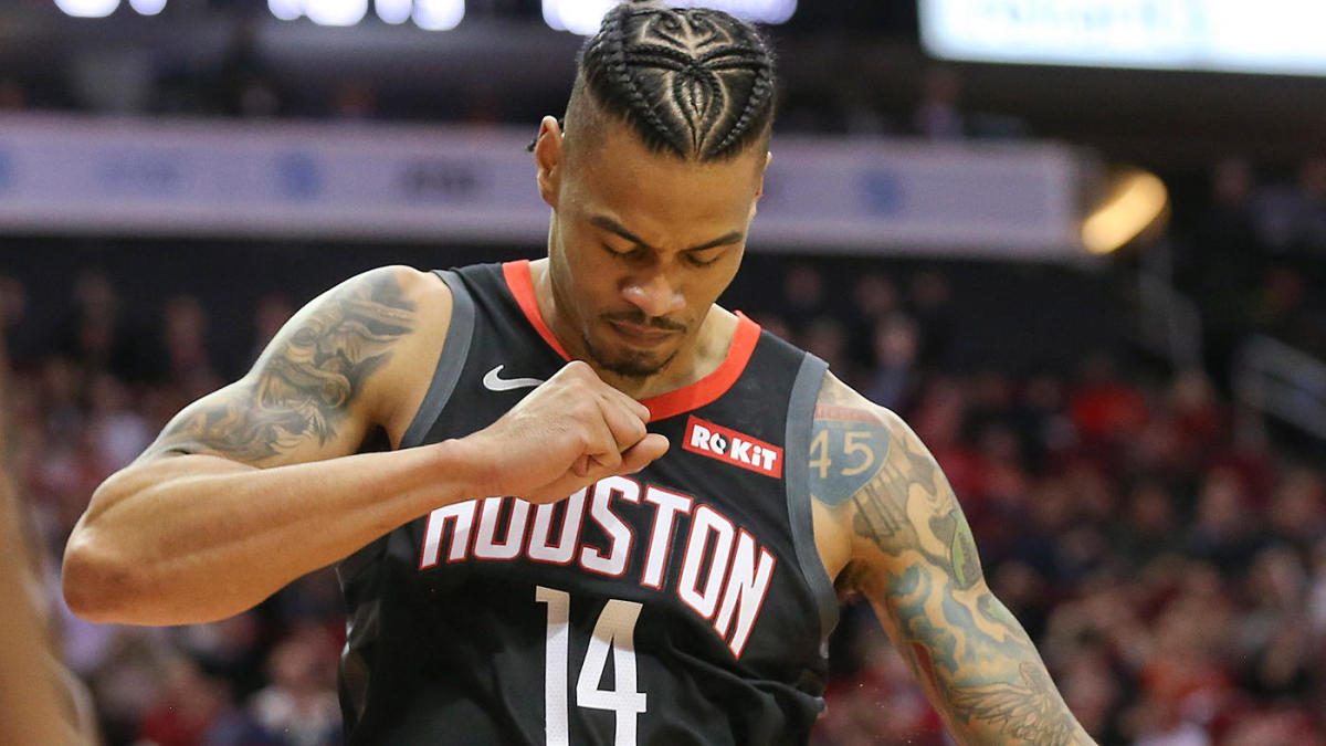 Gerald Green Houston Rockets