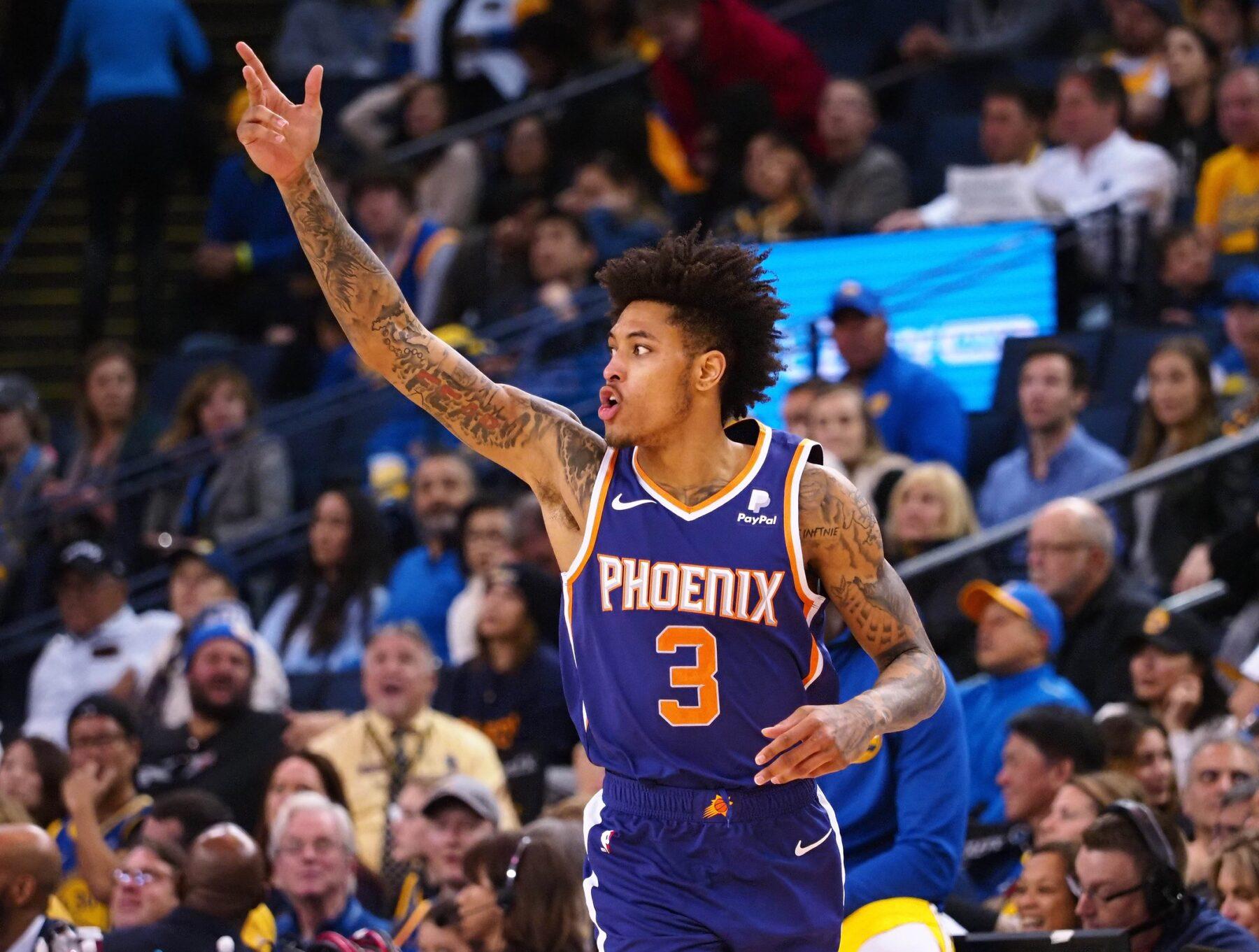 Kelly Oubre Jr. Phoenix Suns