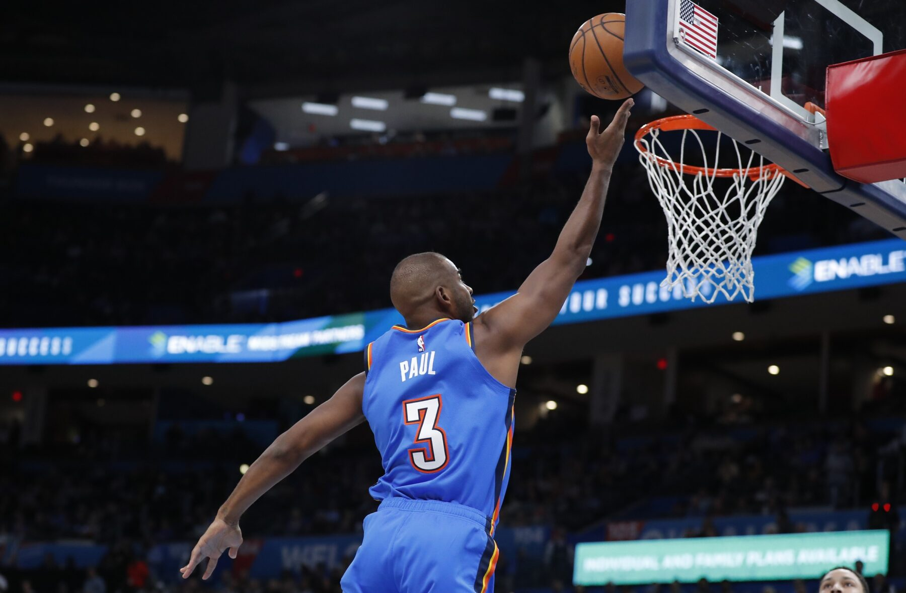 Chris Paul Oklahoma City Thunder