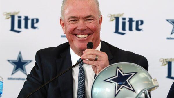 Stephen Jones Dallas Cowboys