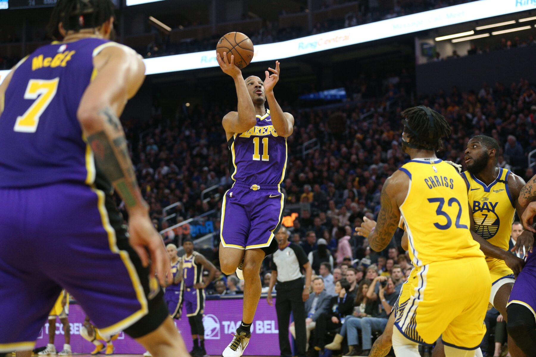 Avery Bradley Los Angeles Lakers