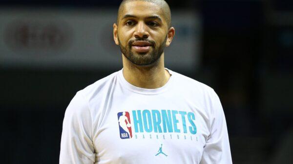 Nicolas Batum Charlotte Hornets