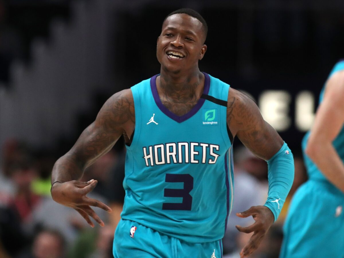 Terry Rozier Hornets
