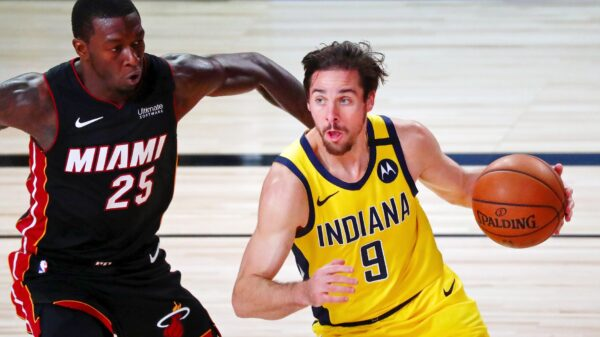 T.J. McConnell Indiana Pacers