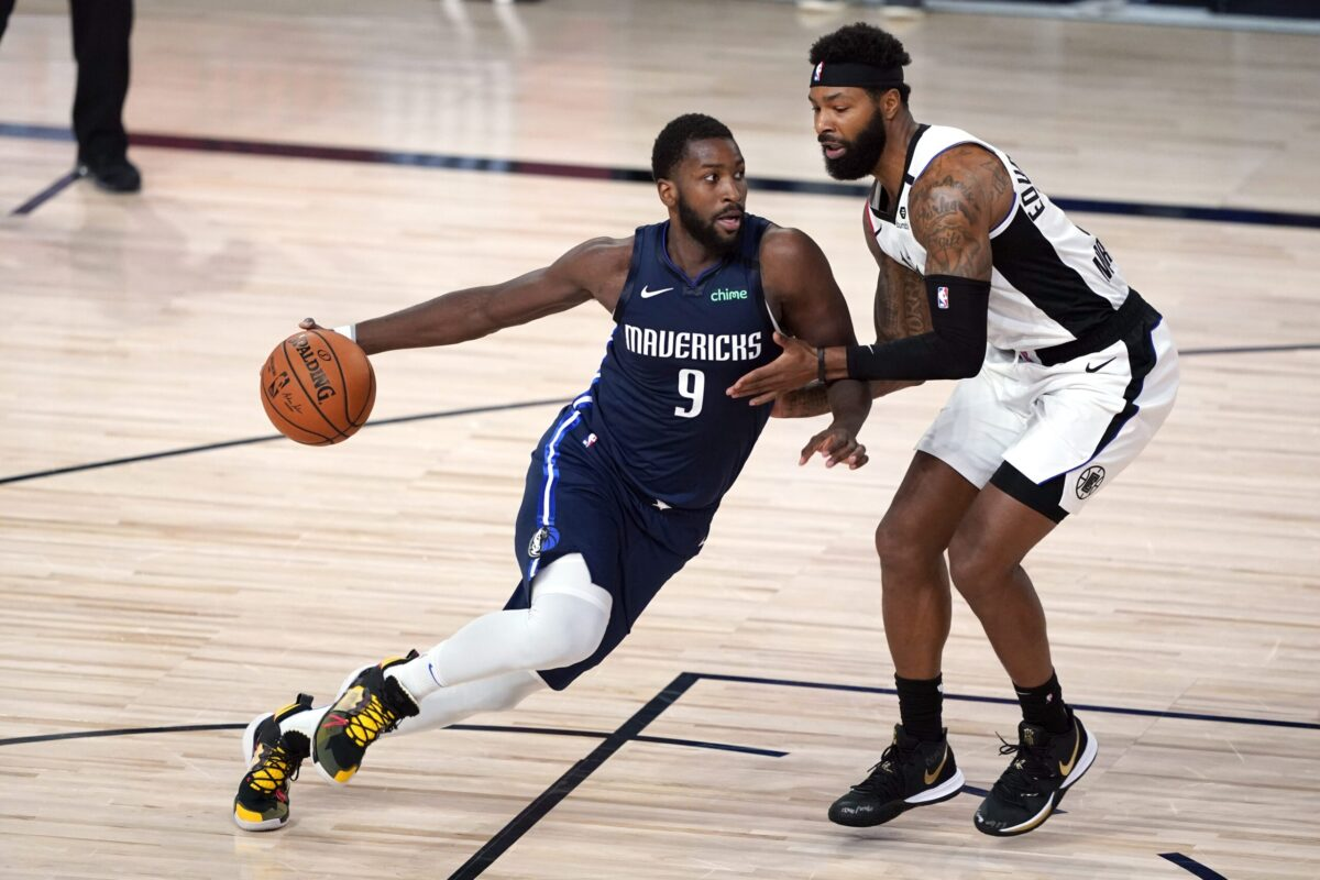 Michael Kidd-Gilchrist and Marcus Morris