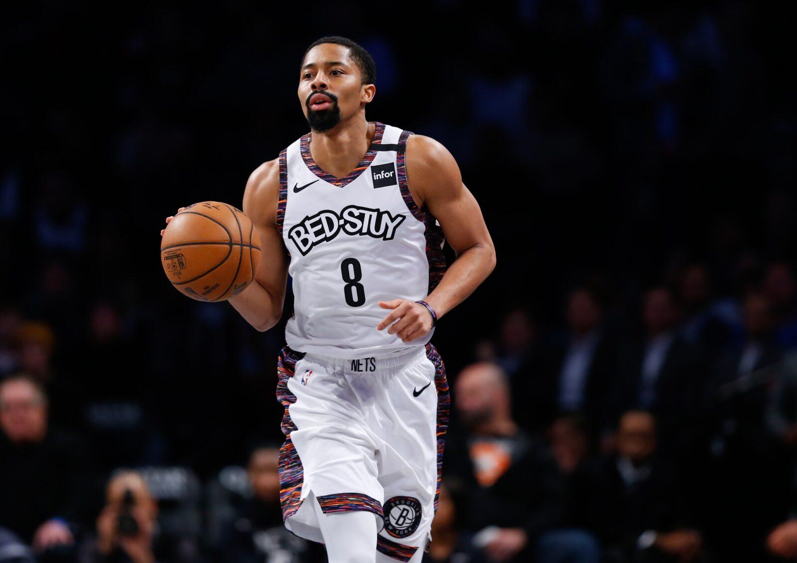 Spencer Dinwiddie Brooklyn Nets