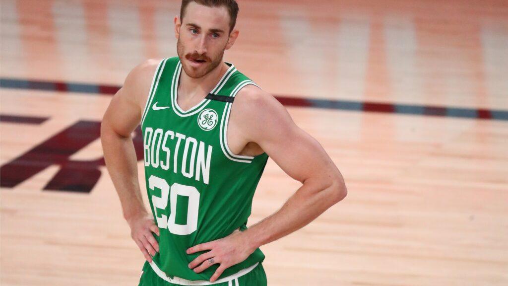 Gordon Hayward Boston Celtics
