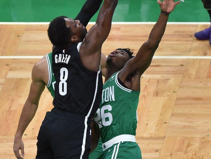 Jeff Green Brooklyn Nets