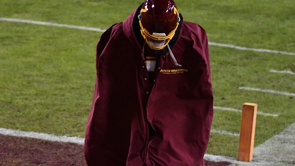 Dwayne Haskins Washington Football Team