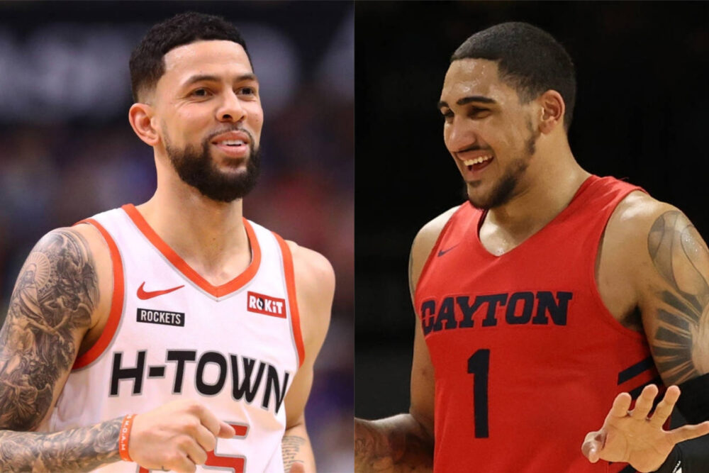 Austin Rivers and Obi Toppin