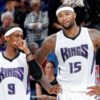 Rajon Rondo and DeMarcus Cousin