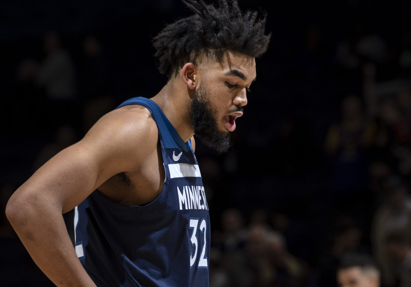 Karl-Anthony Towns Minnesota Timberwolves