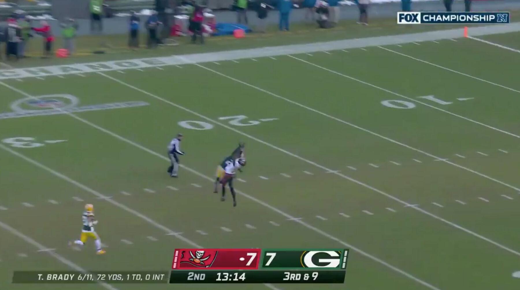 Chris Godwin catch