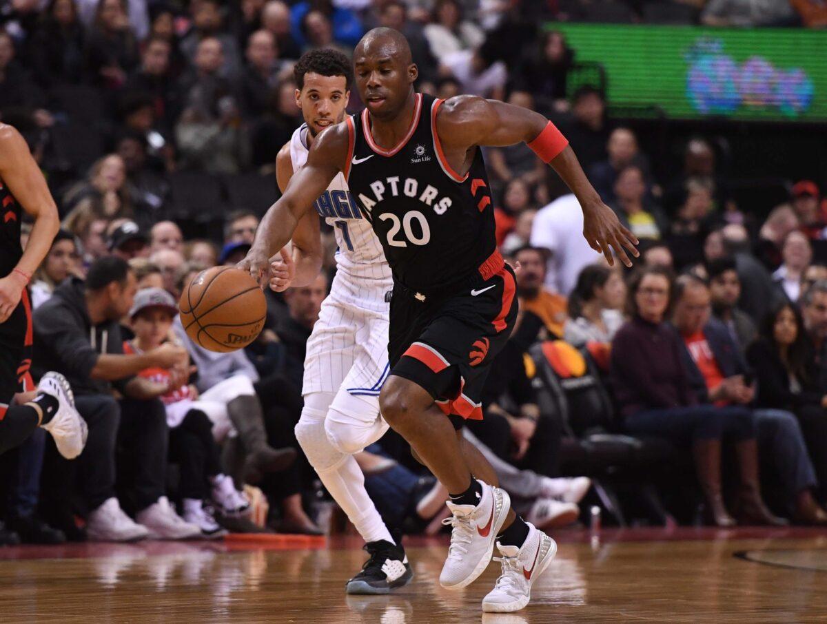 Jodie Meeks Toronto Raptors