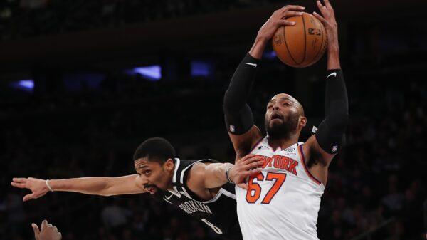 Taj Gibson Knicks