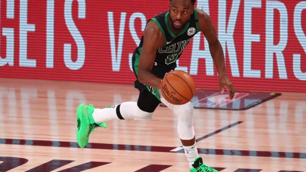 Kemba Walker Boston Celtics