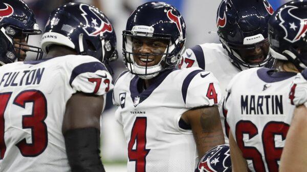 Deshaun Watson Texans