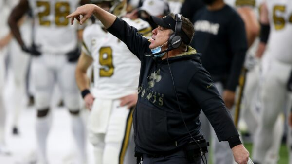 Sean Payton Saints