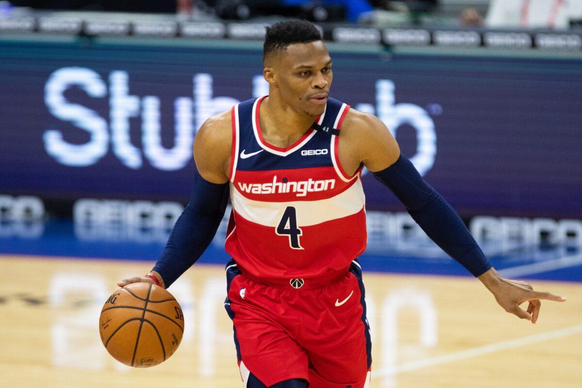 Russell Westbrook Washington Wizards