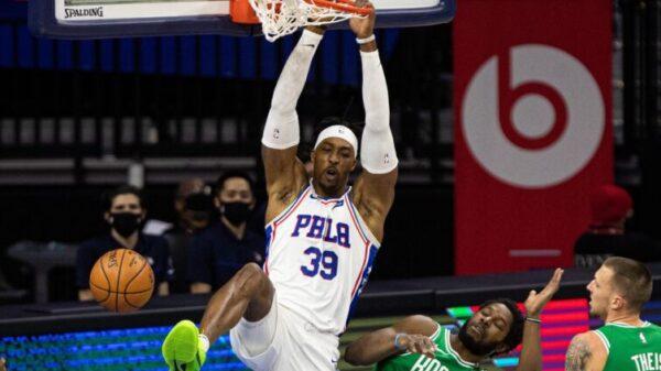 Dwight Howard Philadelphia 76ers