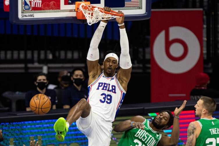 Dwight Howard Philadelphia 76ers