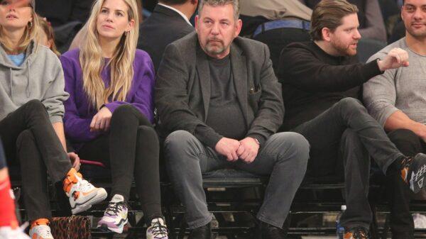 James Dolan Knicks