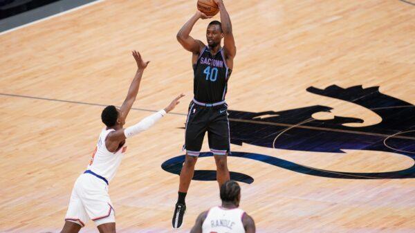 Harrison Barnes Sacramento Kings