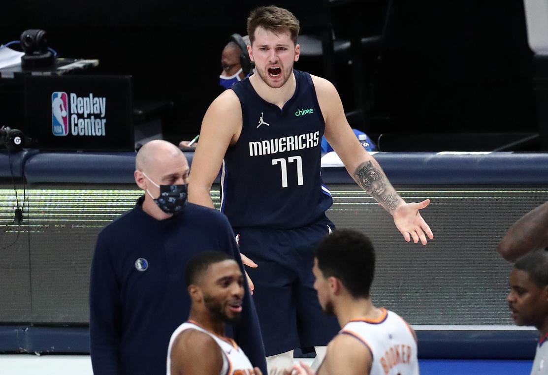 Luka Doncic Mavs