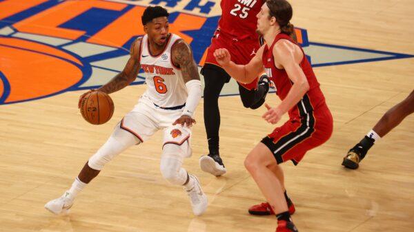 Elfrid Payton Knicks