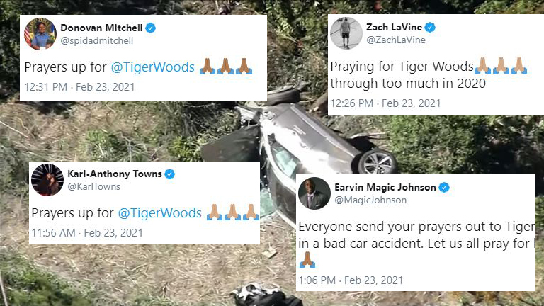Tiger Woods NBA