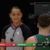Luka Doncic female referee