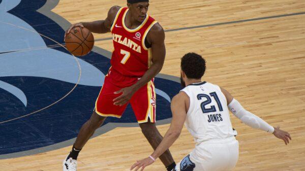 Rajon Rondo Atlanta Hawks