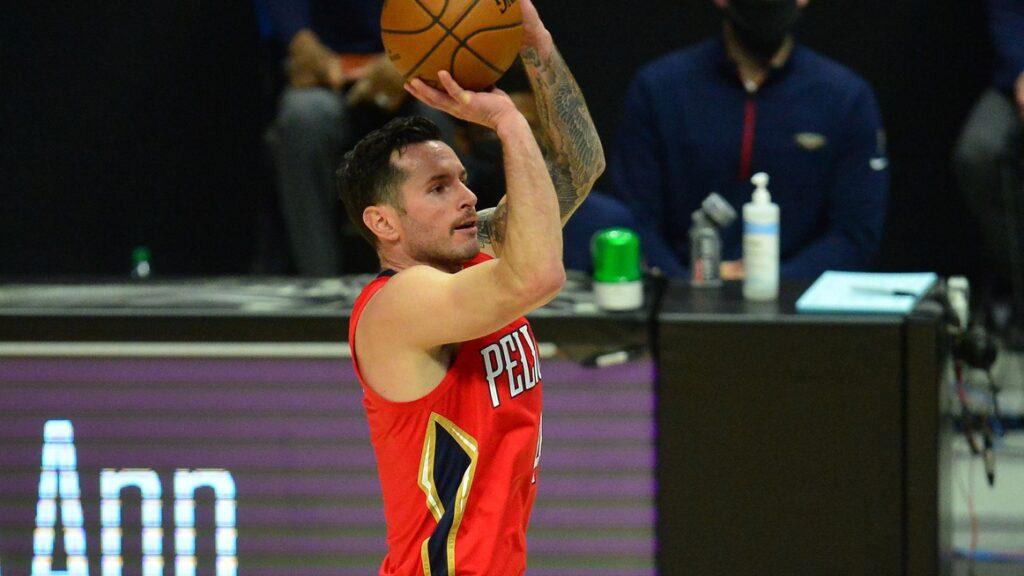 J.J. Redick Pelicans
