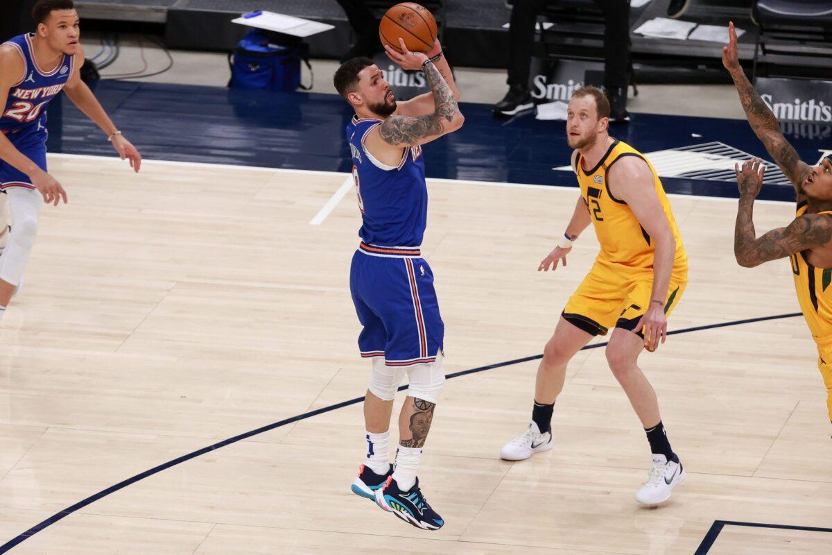 Austin Rivers Knicks